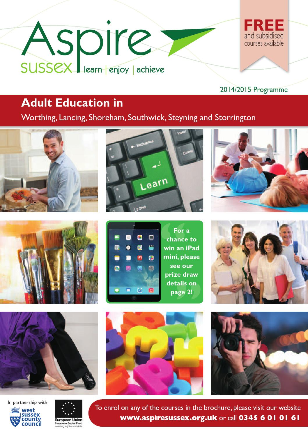 steyning adult education