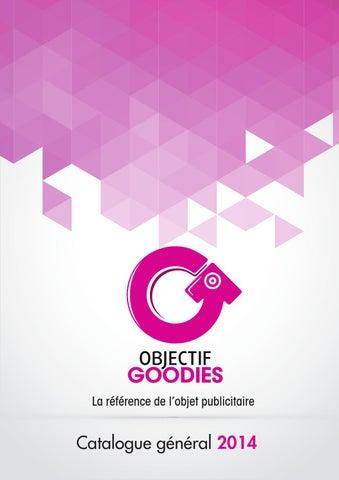 c08f943856 Catalogue général OG4 2014 by Objectif Goodies - issuu