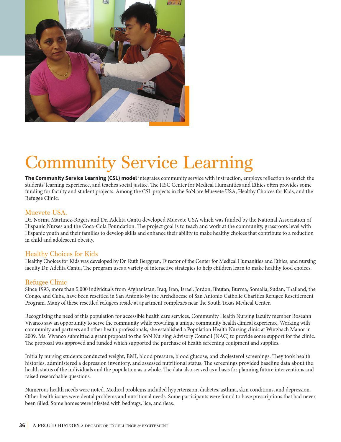 School of Nursing History Book by UT Health San Antonio - issuu