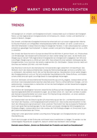 HD Industriepartner des Handwerks Produktkatalog 2012 by Maximilian ...