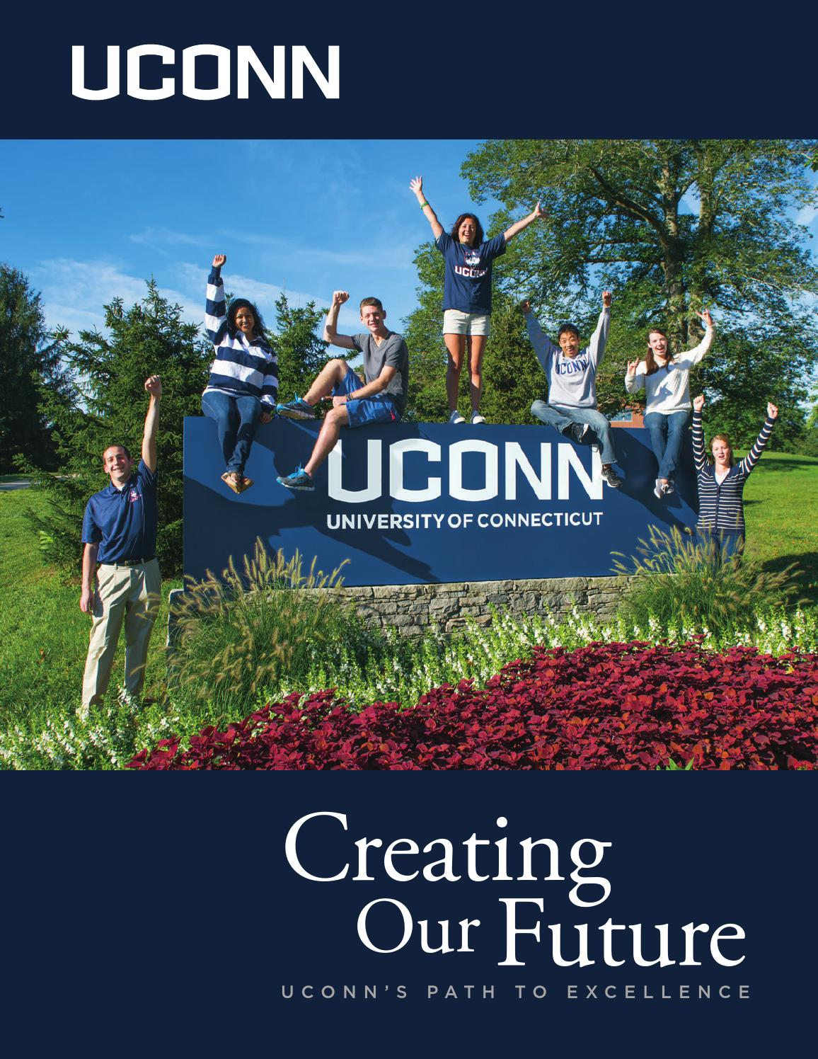 A Uconn Study Of How Human Brain Reads >> Uconn Academic Vision By Uconnprovost Issuu