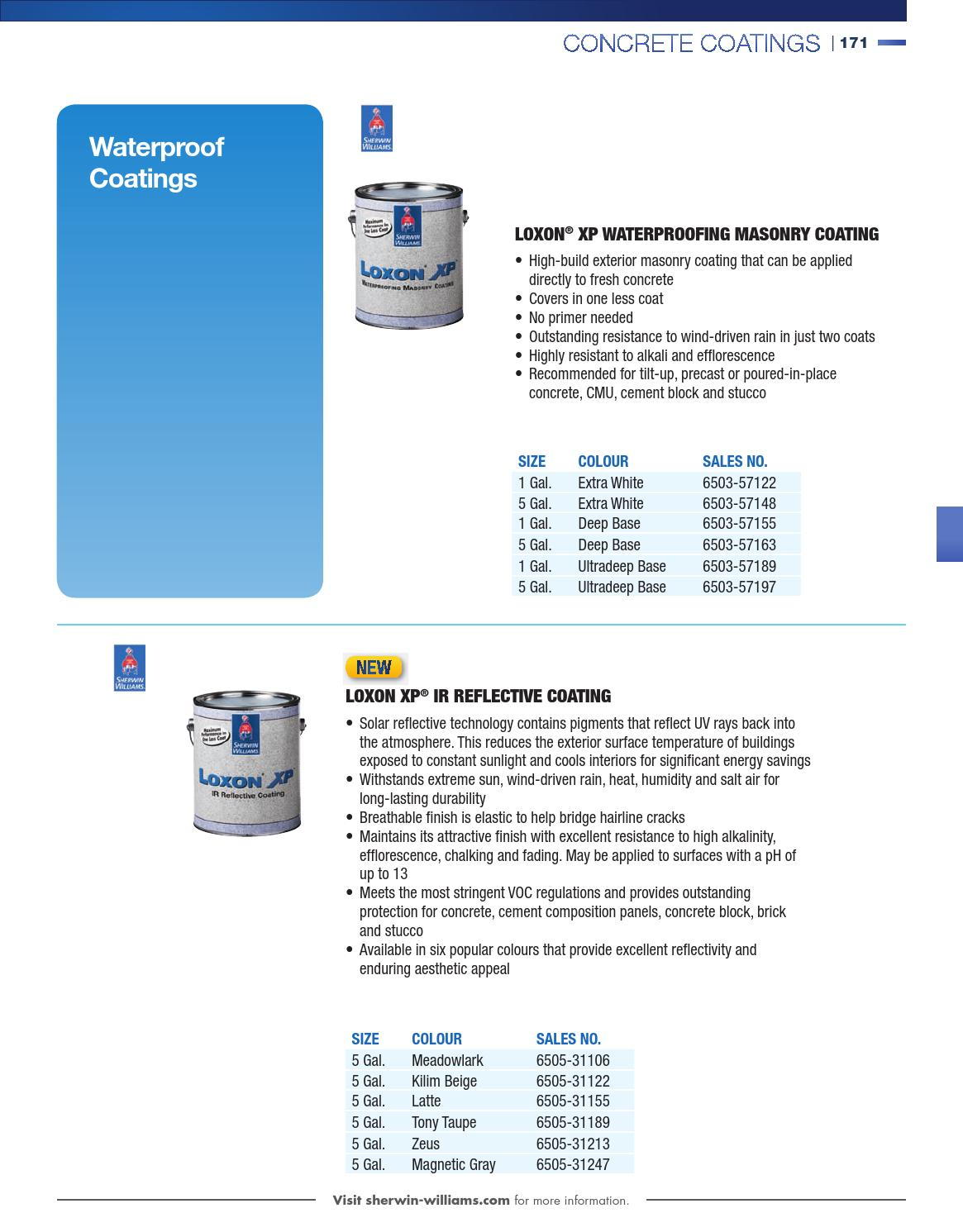 Canada Catalogue 2014: Coatings, Supplies & Equipment by