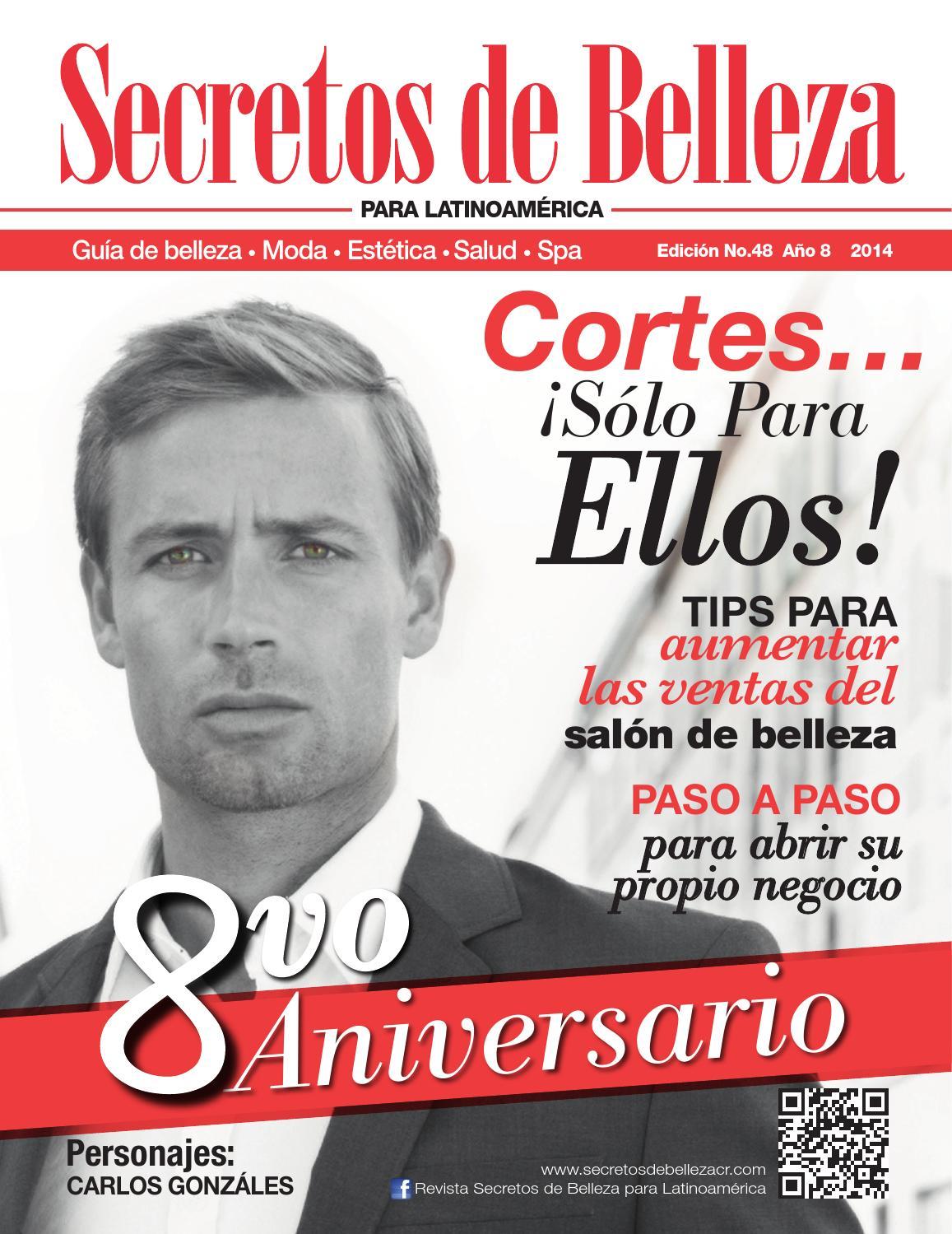 Revista Secretos de Belleza para Latinoamérica | Ed. 48