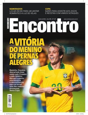 29ce400976f9b Revista Encontro 157 by Editora Encontro - issuu