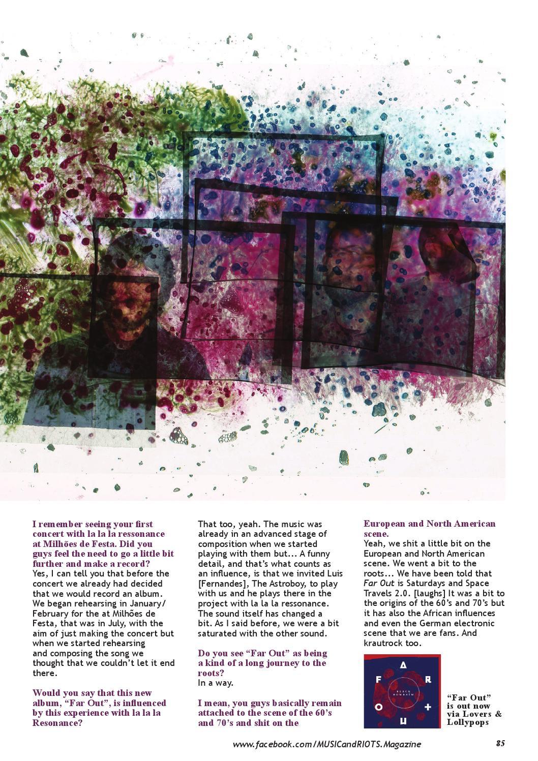 MUSIC&RIOTS Magazine 03 by MUSIC&RIOTS Magazine - issuu