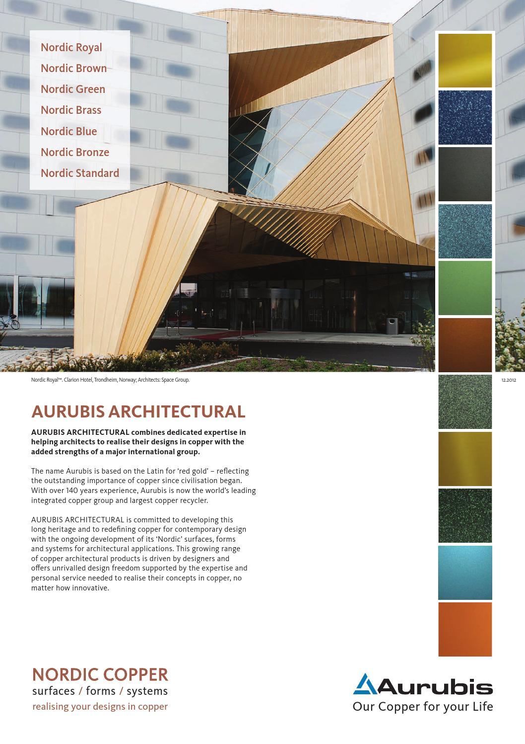 aurubis datasheet nordic products 2014 by aurubis finland. Black Bedroom Furniture Sets. Home Design Ideas