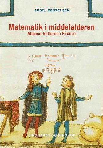 Hvad daterede som i middelalderen