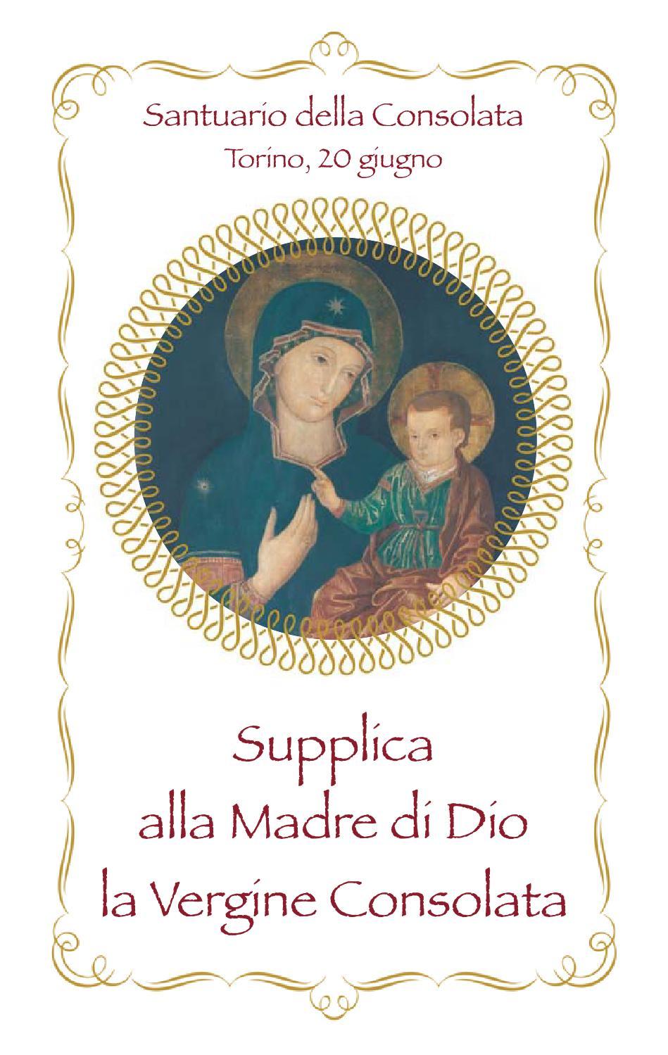 Risultati immagini per 20 giugno la Maria vergine consolata di torino