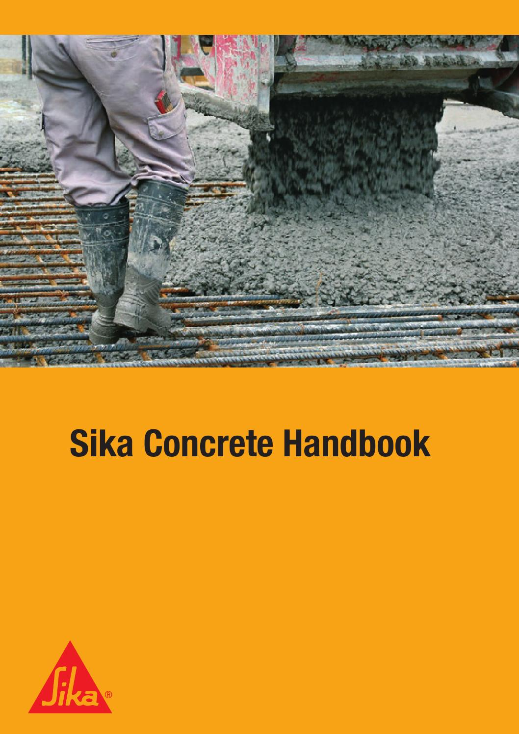 General Truck Sales >> Sika Concrete Handbook by Sika AG - Issuu