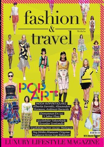 6ab570d2291 Fashion and Travel Yaz 2014 by Mediasa A.Ş. - issuu