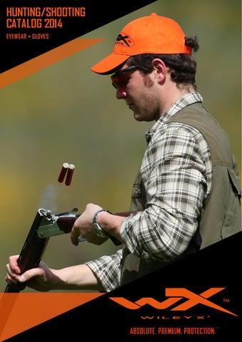 282e7cad7b WILEY X HUNTING SHOOTING CATALOG by Wiley X EMEA LLC - issuu