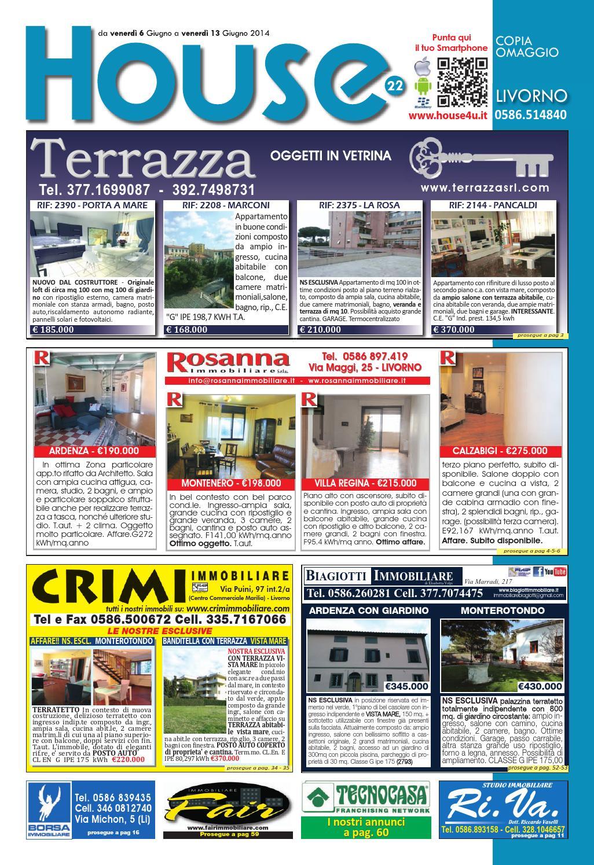 Livorno N22 2014 By House It Grafica Issuu