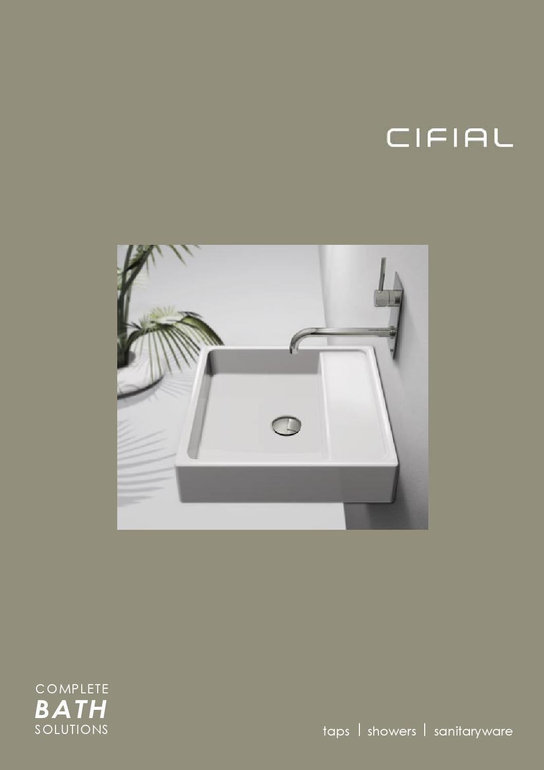 Cifial Uk 2014 Brochure By Cifial Uk Ltd Issuu