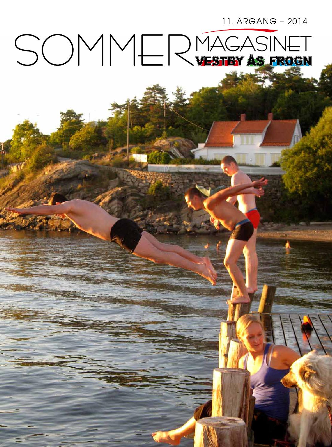 ea9993991 Sommermagasinet 2014 by Mediasenteret AS - issuu