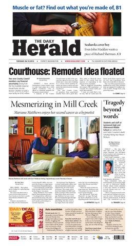 Everett Daily Herald June 10 2014 By Sound Publishing Issuu