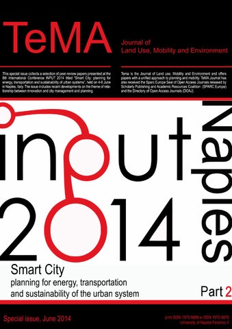 Tema Input2014 Part 2 Papers 29 56 By Rocco Papa Issuu