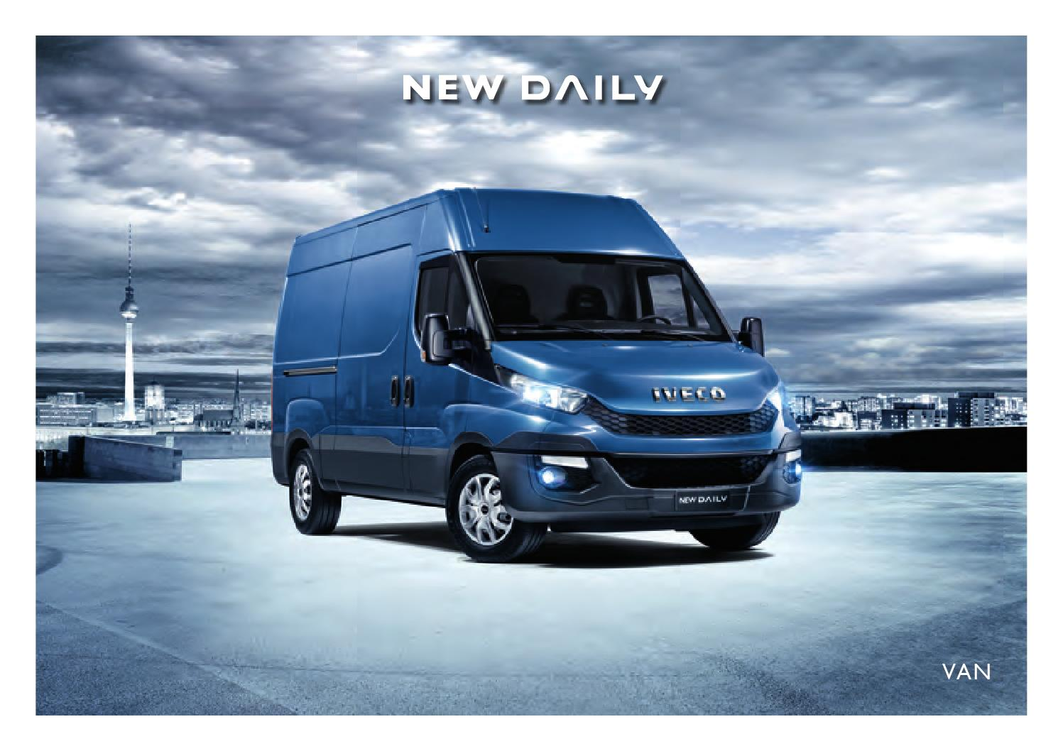 d4cd4ccc62 New Daily Van by Iveco - issuu