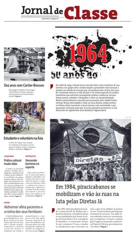 d1ea32277ce Jornal de Classe ed. 01 Junho 2014 by Sou Repórter - issuu