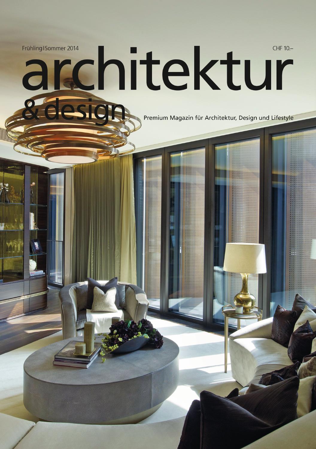 Architekturdesign2014 by new time design Scherrer & Grasso - issuu