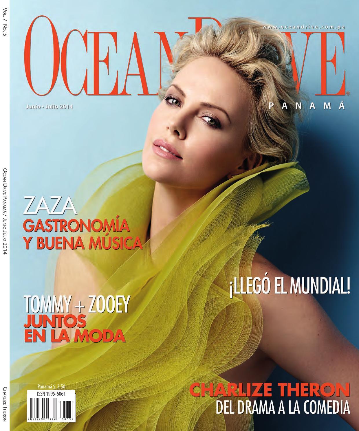Ocean Drive Panamá junio julio 2014 by Ocean Drive Magazine Panama - issuu 4e680ae8ae3