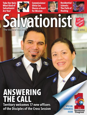 Salvationist - June 2014 by The Salvation Army - issuu adc3af46a