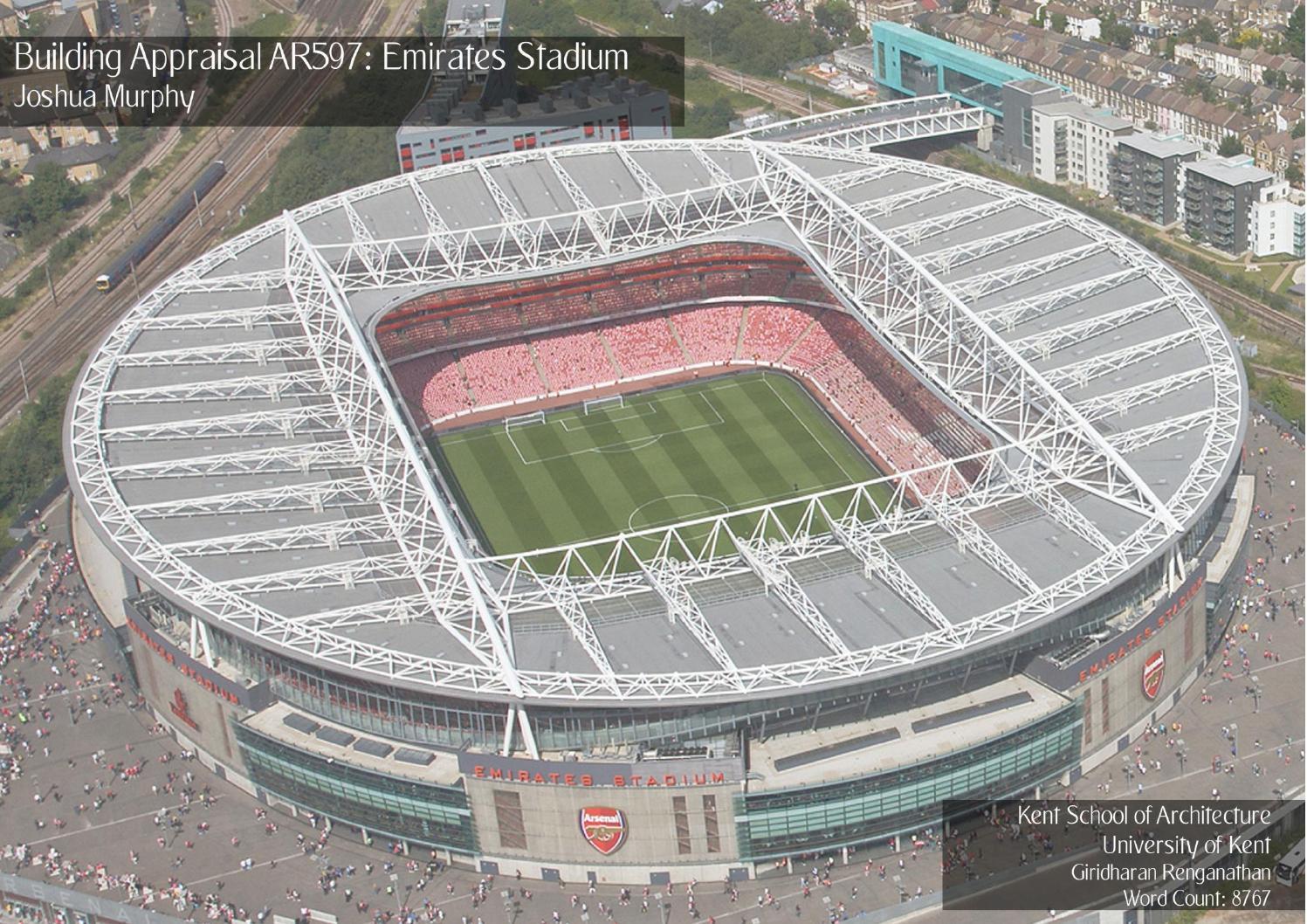 Dissertation Emirates Stadium By Josh Murphy Issuu