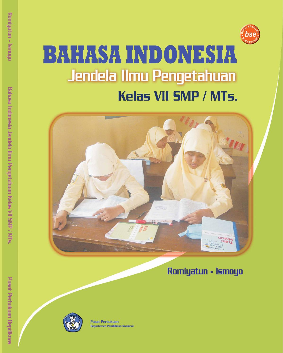 Bahasa Indonesia Jendela Ilmu Pen Ahuan By Madrasah