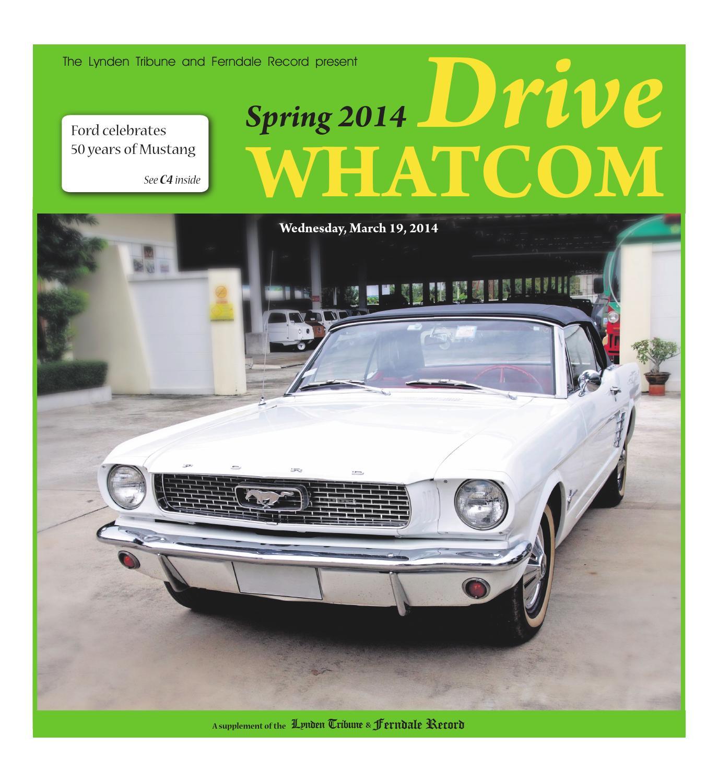 Drive Whatcom by Ferndale Record - issuu