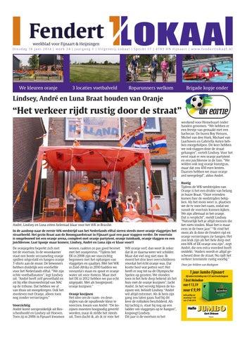 Fendert Lokaal week 24 by Fendert Lokaal - issuu