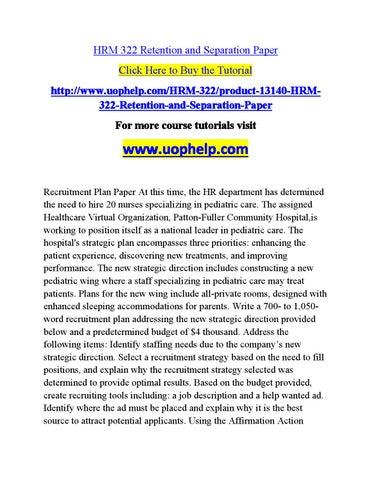 Health Care Business Analysis Academic Essay