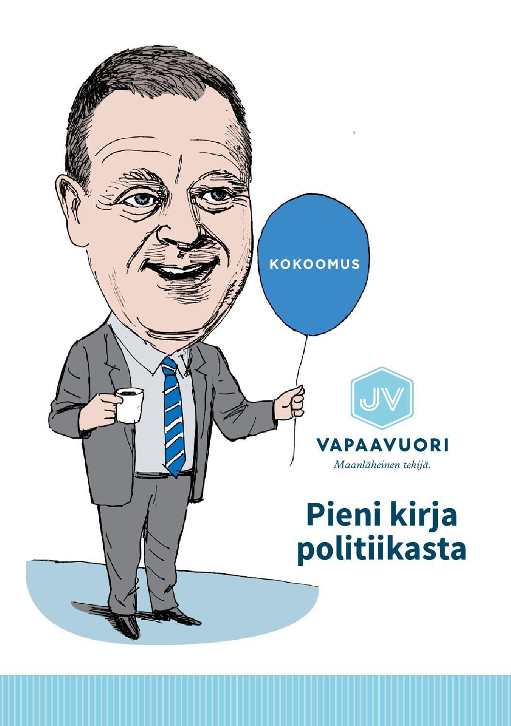 Pieni kirja politiikasta by Vapaavuori  issuu