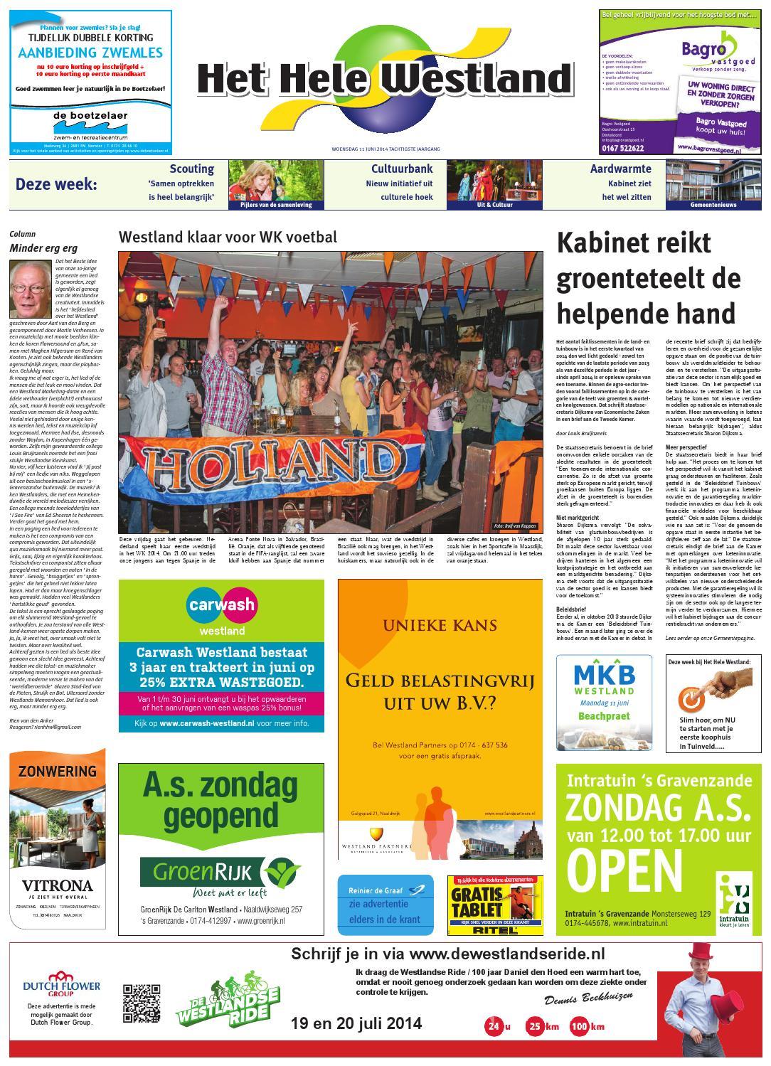 Ik Hou Van Holland Zitzak.Hhw 2014 06 11 By Wl Media Issuu