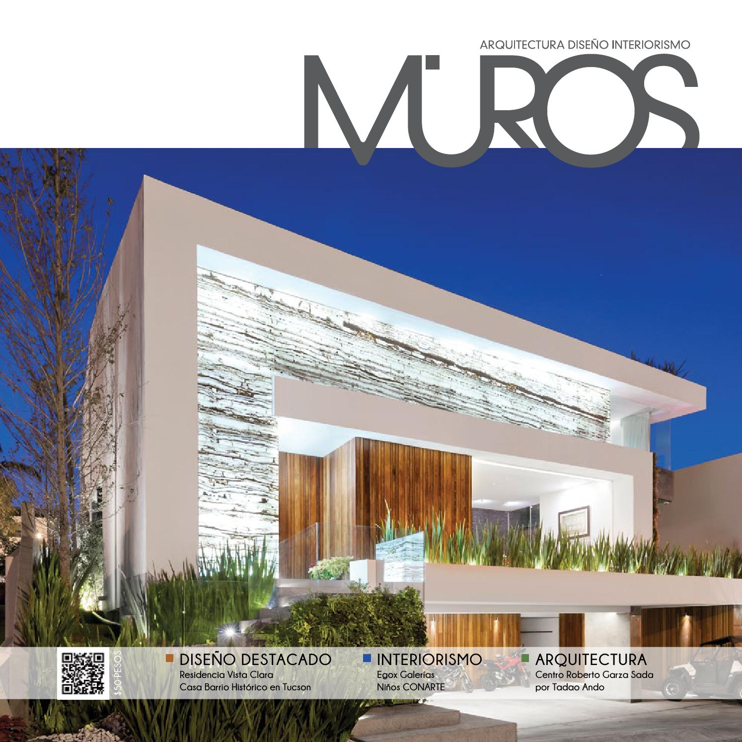 Edici n 11 revista muros arquitectura dise o Arte arquitectura y diseno definicion