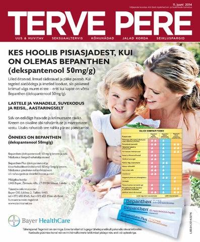d03b17099ae TERVE PERE (juuni 2014) by AS Ekspress Meedia - issuu