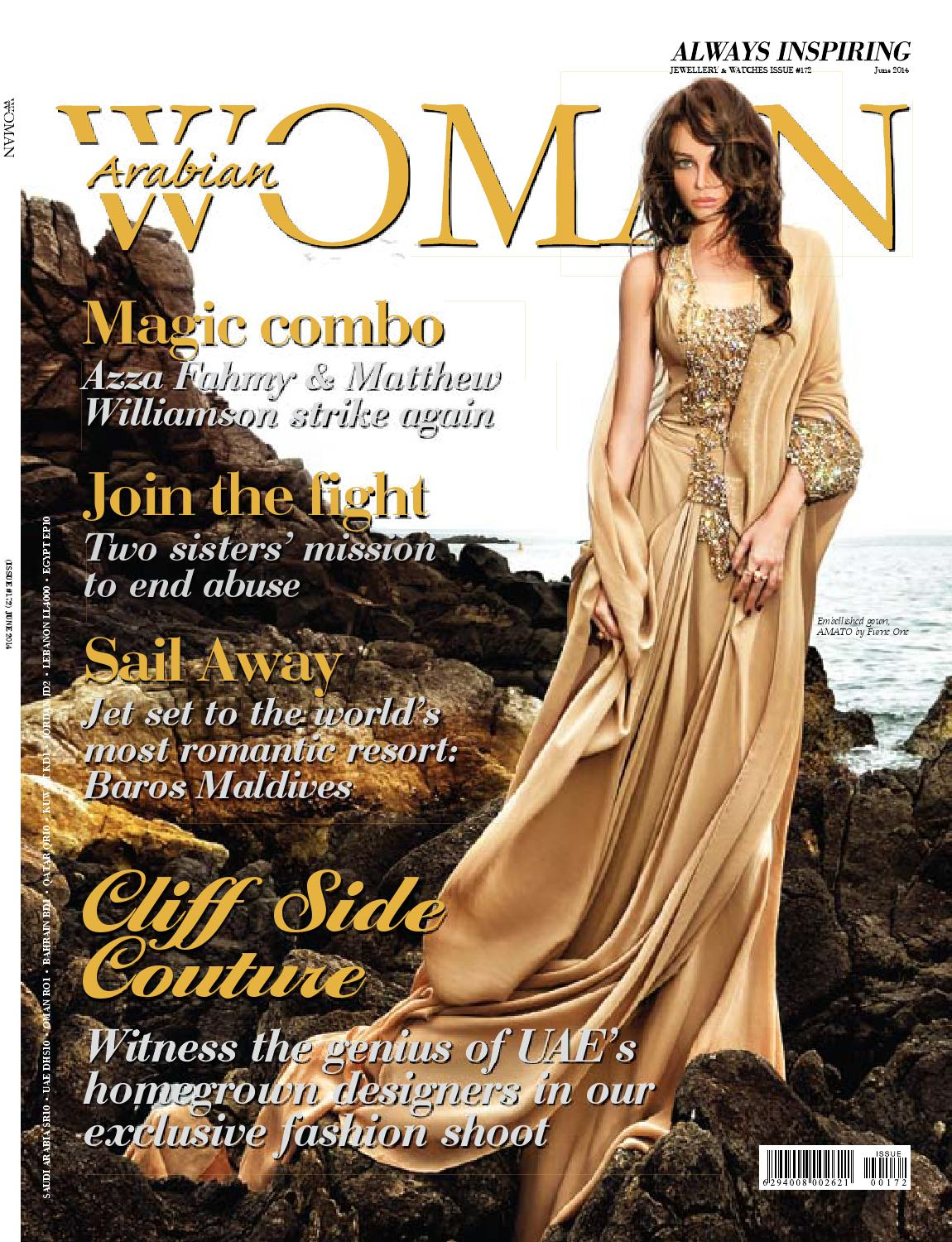 Arabian Woman June 2014 Issue