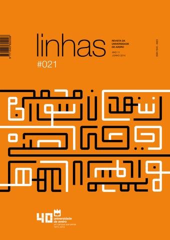 Linhas 21 By Revista Linhas Universidade De Aveiro Issuu