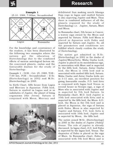 Research Journal Oct-Dec 2012 by Future Samachar - issuu