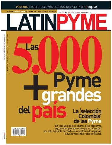 Edición Latinpyme 110