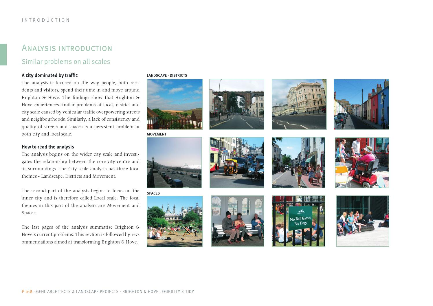 Brighton & Hove - Public Space Public Life by Gehl - Making