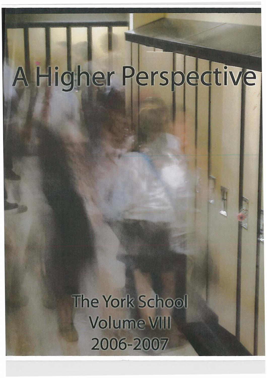Nuria Lewinsky 2006- 2007 a higher perspectivethe york school - issuu