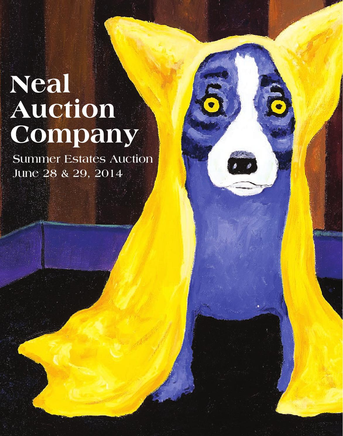 June 28 29 Summer Estates Auction By Neal Auction Issuu