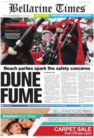 Bellarine Times  June 12, 2014 by Surf Coast News Australia Pty Ltd ... fd5458bf473a