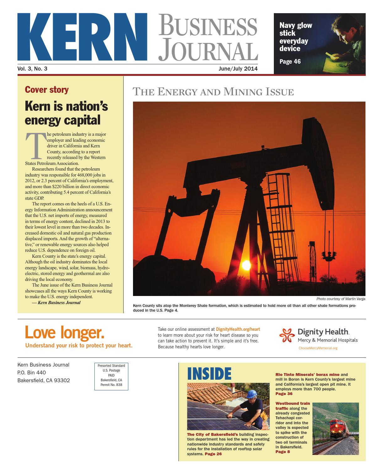Kern business journal junejuly 2014 by tbc media specialty kern business journal junejuly 2014 by tbc media specialty publications issuu aiddatafo Choice Image