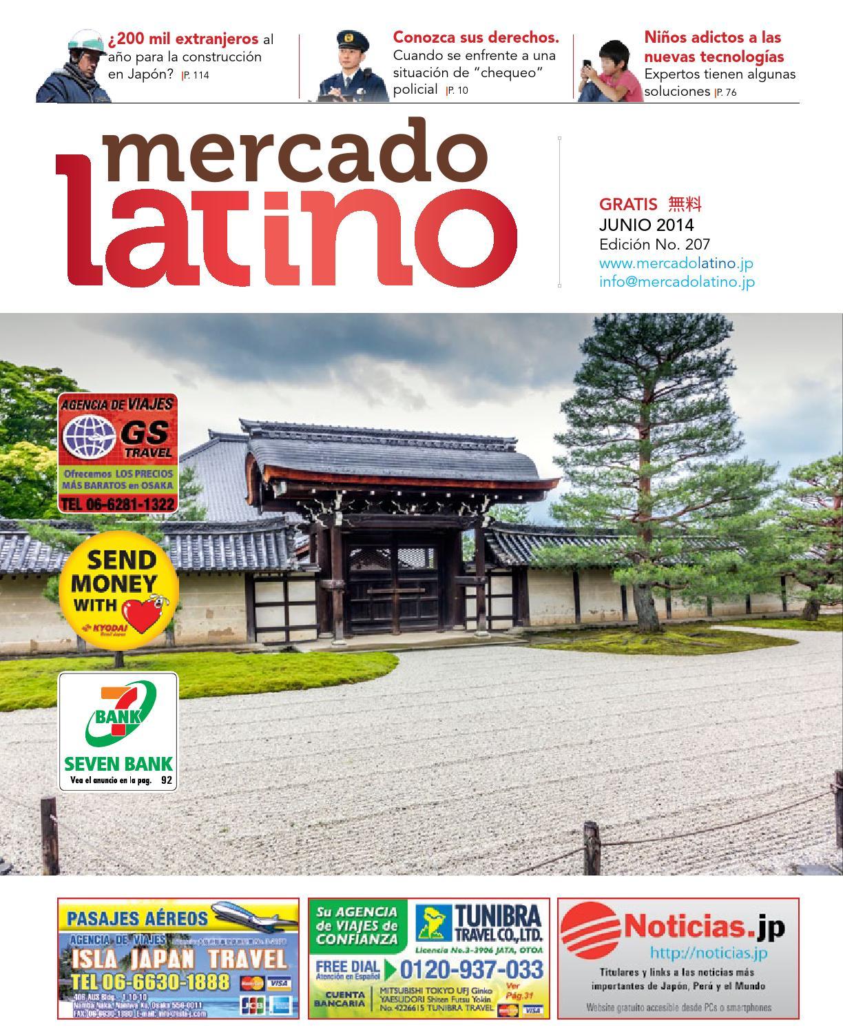Junio 2014 by Mercado Latino Co. Ltd. - issuu 5b48d546c11