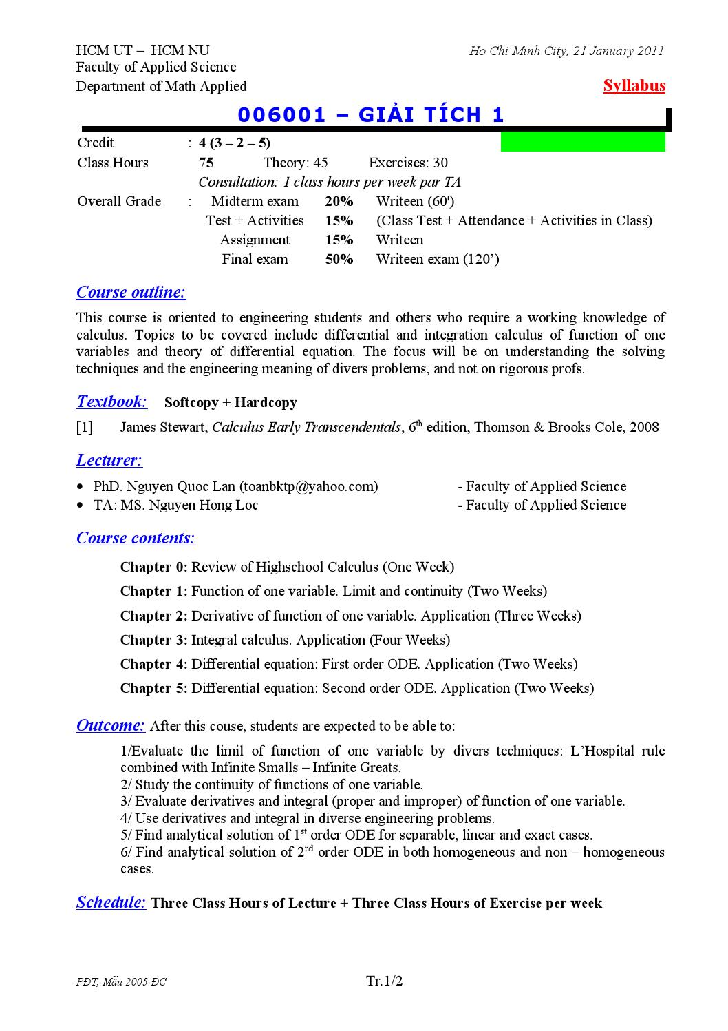 1 006001 calculus by Thuy Ngoc - issuu