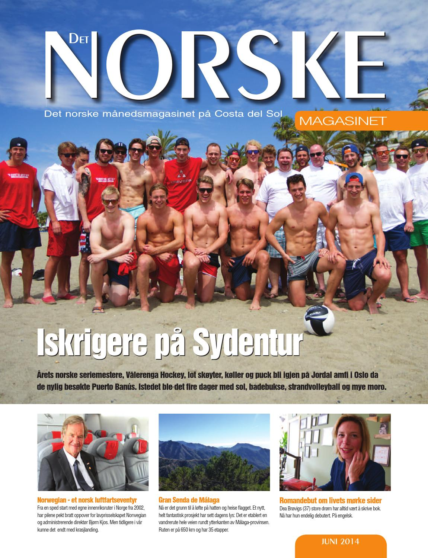 9369a521 Det Norske Magasinet juni 2014 by Norrbom Marketing - issuu