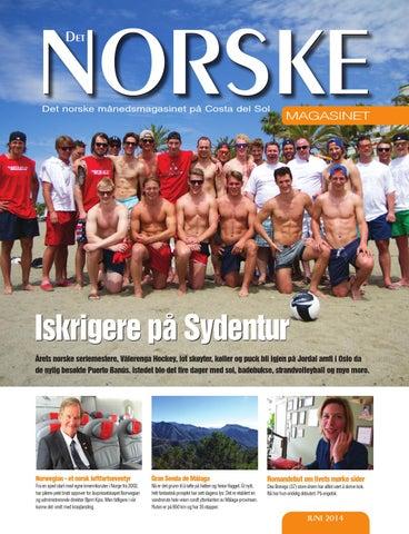 68479306 Det Norske Magasinet juni 2014 by Norrbom Marketing - issuu