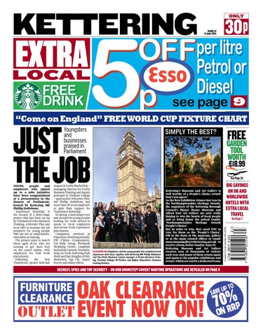 b883b5500 Kettering 13/6/14 by Extra Newspapers - issuu