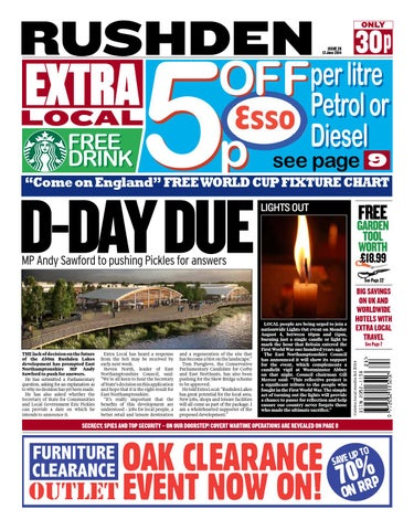 abf1d1203 Rushden 13/6/14 by Extra Newspapers - issuu