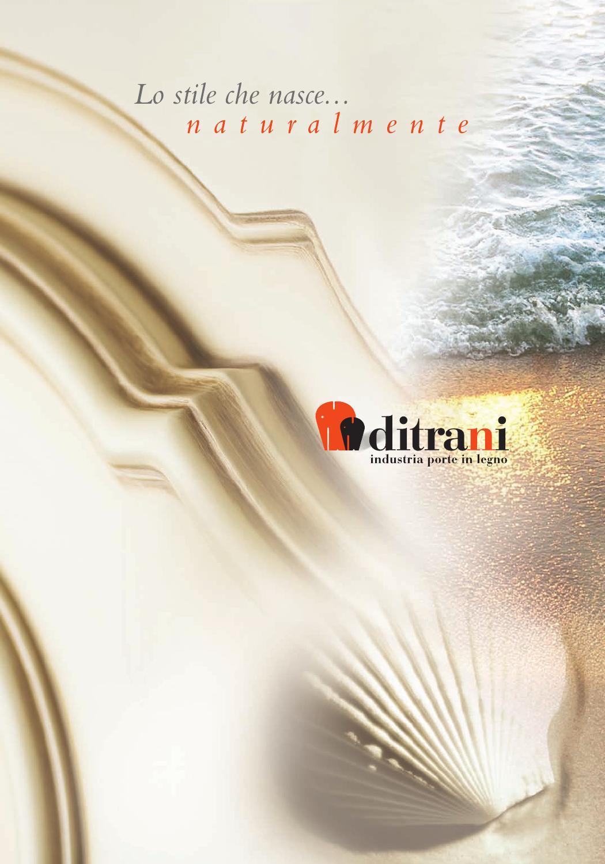 Catalogo porte interne by ditrani nicola industria porte - Di trani porte ...